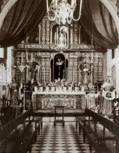 Third Order chapel , 1737 , Canary Islands, Spain