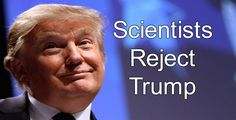 Stephen Hawking and 374 other scientists say don't vote for Trump.