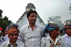 #Chayanne en #Tikal #Guatemala