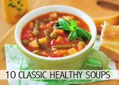 10 delicious soup re