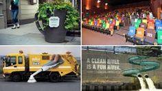 Resultado de imagen para ambient marketing ejemplos