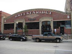 Breckenridge Brewing in Denver, Colorado.