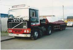 View topic - South Wales Hauliers sixties and seventies onwards. Volvo Trucks, Big Wheel, Commercial Vehicle, Classic Trucks, South Wales, Big Trucks, Cars, Buses, Vehicles