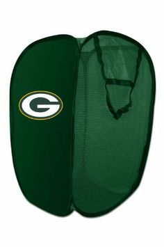 NFL Green Bay Packers Hamper by Northwest. $11.95. Don't just toss your dirty clothes on the floor; use an officially licensed Laundry Hamper! Great for organizing your closet, this hamper is lightweight, easy to carry and easy to store. Make laundry day a cinch with The Northwest Company's Laundry Hamper.. Save 40% Off!