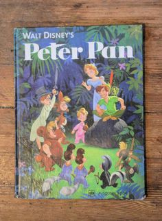 1973 Walt Disney's Peter Pan.  FN  Western by RubbersuitStudios, $4.95