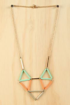 Pastel Fever Necklace