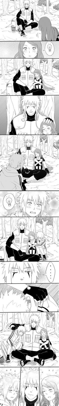 This is WAY too stinkin cute!!!  7 by warable on deviantART be the cutest thing i've ever seen !! <3 naruto