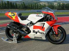 Yamaha YZR 500 0WC1