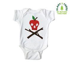 383ac0be4c Poison Apple - Baby Bodysuit - mi cielo x Donald Robertson