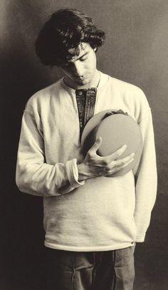 Andrea Pazienza ritratto cult foto cappello cultgallery galleria fotografica reportage