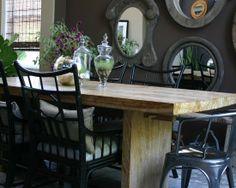 Home Decor Eclectic Dining. ダイニングのインテリアコーディネイト実例