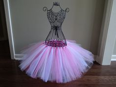 Cancer Awareness Tutu - Light Pink Adult Tutu. Matching Girl and Dog Tutu Available. 10% of Proceeds Go To Charity!!! Tutus4smilE /Etsh