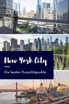 New York City Viewpoints - Die besten Aussichtspunkte. State Parks, New York City, San Salvador, New York Skyline, Nationalparks, Community, Roadtrip, Island, Manhattan