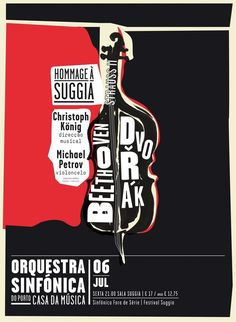 Tribute to Suggia by Sara Westermann, via Behance