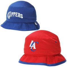 hot sale online e5b2c 257b5 Men s LA Clippers Mitchell   Ness Red Blue Reversible Jersey Mesh Bucket,  Sale   16.99 - You Save   15.00