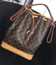 f64f10743eee Louis Vuitton Vintage  Noe  bucket shoulder bag on shopstyle.com ...