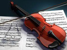 Violin y Notas