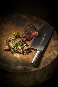 Wagyu Beef Salad @ Chachawan Hong Kong - The Thai Grill Masters