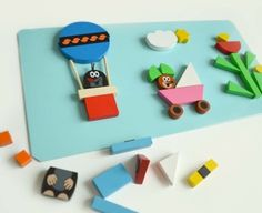 Magneetbord  'Molletje'
