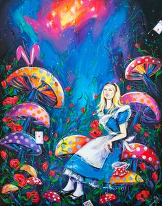 Wish upon a Star by Brisbane artist Starr Painting Collage, Paintings, Girls Series, Australian Artists, Alice In Wonderland, Little Girls, Whimsical, Disney Characters, Fictional Characters