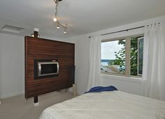 Sentinel Green Canopy Homes - fireplace