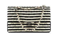 Especial Navidad 2013 regalos | perlas y espíritu navy en el Bolso Chanel