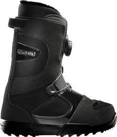 #Thirtytwo Girls STW Boa Black #Snowboard #Boots #Zumiez