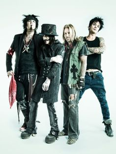 Mötley Crüe leaves a legacy of hair-metal fame, infamy Motley Crue - Final Tour 2014 I Love Music, Music Is Life, Good Music, Great Bands, Cool Bands, Rock And Roll, Alternative Rock, Vince Neil, Open Air