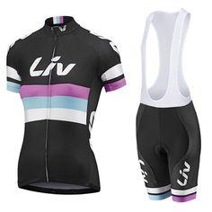 Liv Cycling jersey 2016 women mtb Cycling jersey Shorts bicycling shirts Bicycle Sportswear bike Ciclismo Cycle clothing