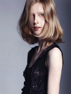 If I could be guaranteed that my hair would always be styled this way, I would get this cut in a heartbeat.
