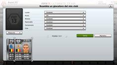 Fifa 13 | Squad Builder ITA | by OhAxeel - Fifa 13 Ultimate Team una squ...