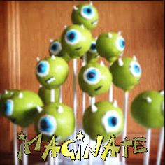 cake pops moster inc