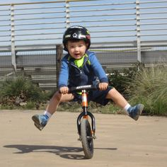 Strider Balance Bikes make riding as easy as walking for kids of all ages! Starting at 6 months, Strider inspires kids to experience two-wheeled freedom. Balance Bike, Striders, Classic Bikes, Inspiration For Kids, Children Photography, It Hurts, Bicycle, Sports, Hs Sports
