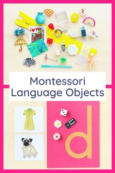 Montessori ABC objects make it FUN for kids to learn letter sounds! You can use this Montessori language material to help your 3 year old hear beginning sounds by playing the I SPY sound game. Then use sandpaper letters to show what the alphabet sounds look like. How to Teach Kids to Read Montessori | Montessori Activities Preschool Alphabet Homeschool Ideas | Alphabet Activities for 3 Year Olds Hands On | Montessori Materials Language Curriculum Phonemic Awareness Activities ABC Objects Montessori Materials, Montessori Activities, Kindergarten Activities, Learning Activities, Preschool Phonics, Homeschool Preschool Curriculum, Preschool Alphabet, Letter Sound Activities, Alphabet Activities