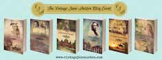 Vintage Jane Austen tour!
