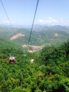 Ba Na Cable Car (Da Nang, Vietnam): Address, Reviews - TripAdvisor Vietnam Travel, Asia Travel, Laos, Vietnam History, Travel Flights, Next Holiday, Da Nang, Southeast Asia, Trip Planning