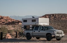 Our Four Wheel Camper, Hawk edition.