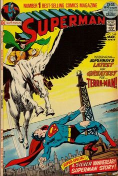 On this episode, Jeff and I discuss Fightin' Marines #107, Superman #249,255. ATTN. LISTENERS: Please subscribe, Rate & review us on either iTunes or Stitcher. and Don't forget to tell your fri...