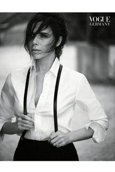 Victoria Beckham for Vogue Germany