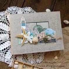Simple things: Морской винтажный альбом