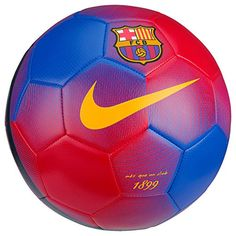 Game Royal, Prime Red: The FC Barcelona Prestige Football features tight seam tolerance for a consistent feel, while the design provides accurate ball flight. Barcelona Soccer Party, Barcelona Football Kit, Barcelona Team, Nike Soccer Ball, Car Games For Kids, Fc Barcelona Wallpapers, Nike Football Boots, Nike Zoom Kobe, Football Kits