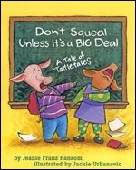 another tattling book