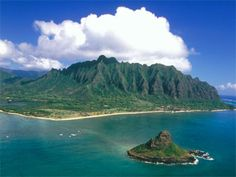 Kualoa Ranch - The view from above