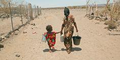 Los niños y niñas son los más afectados por el cambio climático, según UNICEF