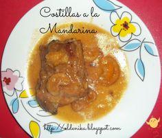 El blog de Nika: Costillas a la mandarina http://eldenika.blogspot.com.es/2014/02/costillas-la-mandarina.html