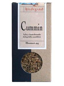 Cummin - rímska rasca celá 40g bio