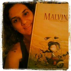 Eu e Malvina, de André Neves