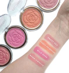 Flower Beauty Flower Pots Blush Review & Swatches