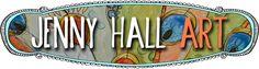 Jenny Hall Art header image