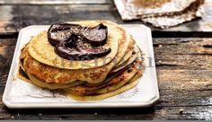 Κρέπες με σπιτική μερέντα και μπισκότο ( Το Πρωινό 24.4.14) από την Αργυρώ ! Avocado Mayonnaise Recipe, Dessert Sauces, Desserts, Crepes And Waffles, Pancakes, Shellfish Recipes, Food Categories, Donuts, Frosting